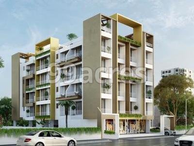 Villa Group and Shree Khodiyar Developers Leaf Villa Dronagiri, Mumbai Navi
