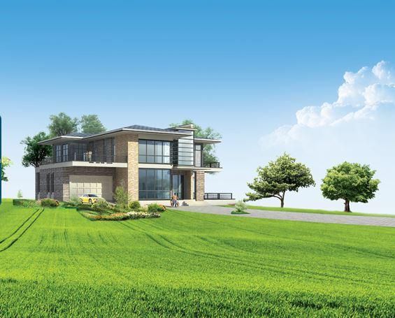 Jaypee Greens Country Homes 2 Villas