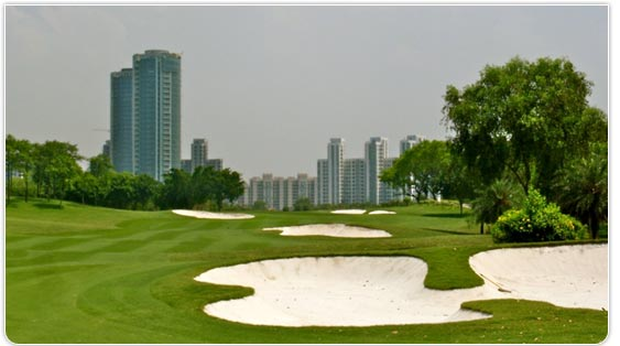 Jaypee Greens Country Homes 2 Site View