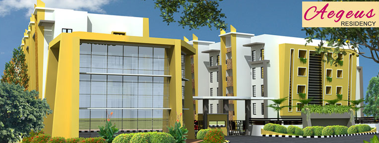 VIP Aegeus Residency in Selaiyur, Chennai South