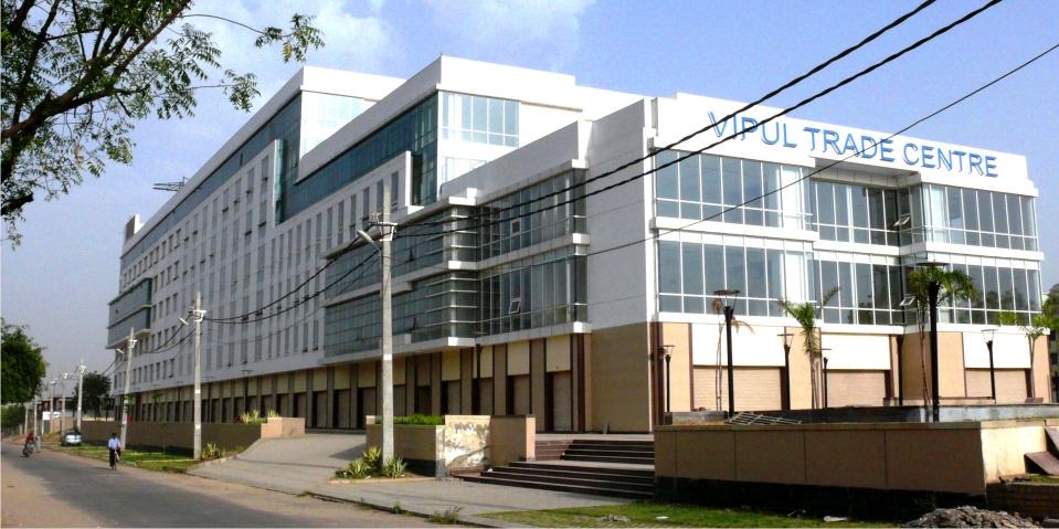 Vipul Trade Centre Elevation