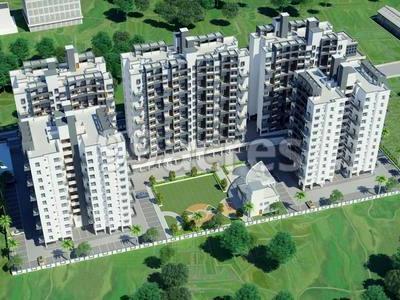 Vishal Infracon and ARG Builders Krishnas Blessings Manjri, Pune