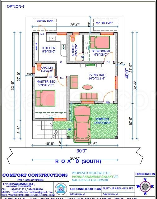750 Sq Ft House Plans In Kerala