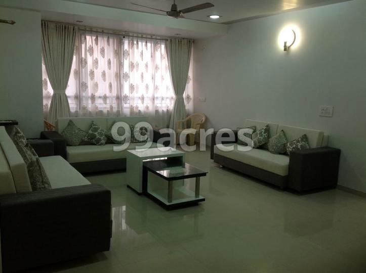 Vishranti Greens Living Room