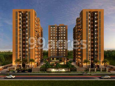 Vishwanath Builders Vishwanath Sarathya Shela, SG Highway & Surroundings