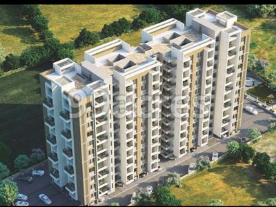 Vision Builders Vision Indrabhumi Moshi, Pune