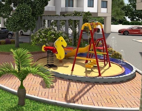 Fortune 5 Play Area