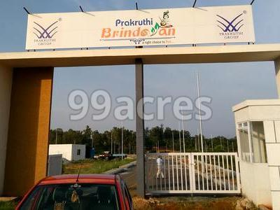 Prakruthi Infra and VRP Developers Prakruthi Brindavan Yellupura, Bangalore North