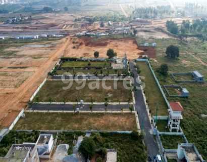 VSL Srinidhi Greenage Aerial View