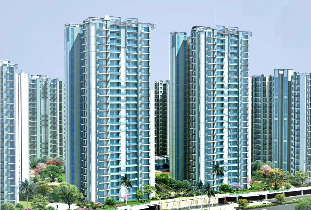 Solitaire VVIP Homes Elevation