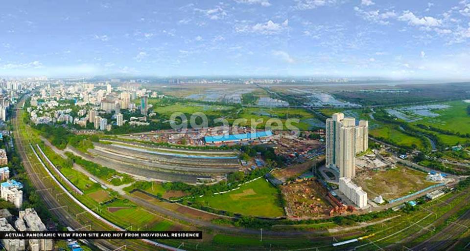 Atmosphere O2 Aerial View