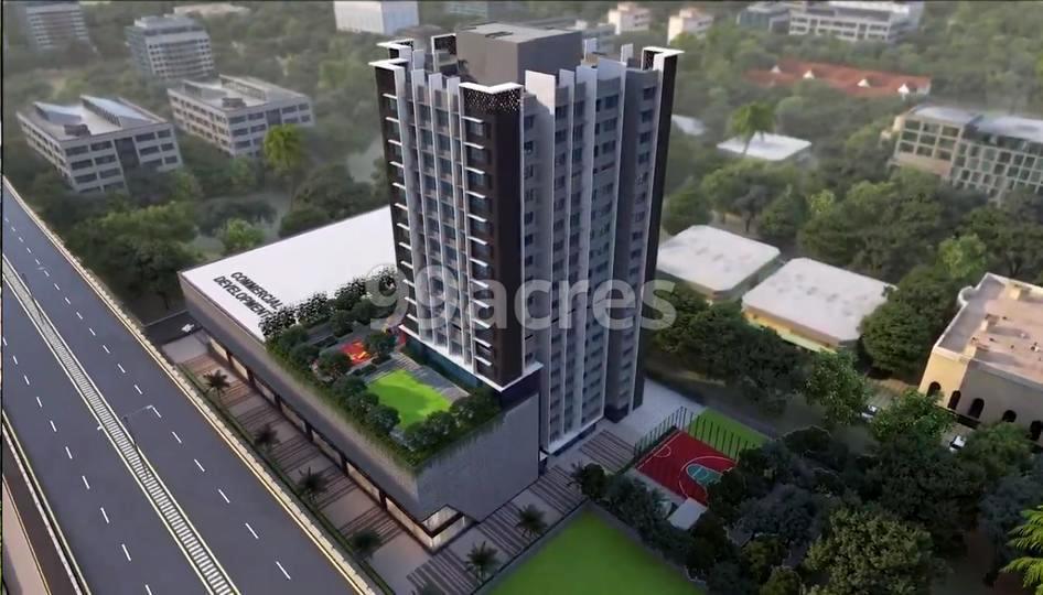 Wadhwa Dukes Horizon Aerial View