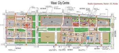 Wave City Center - Master Plan