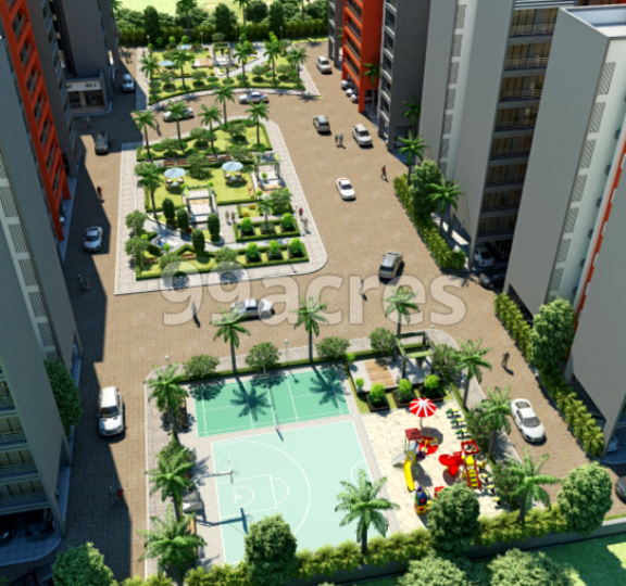 Wellwisher Town Amenities View