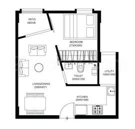 1 BHK Apartment in Xrbia Hinjewadi