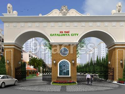 XS Real Properties Builders XS Real Catalunya City Phase 2 Siruseri, Chennai South