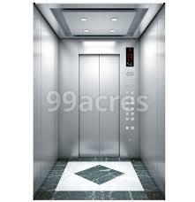 Yashada Brand Square Lift Lobby
