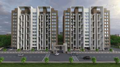 Zenith Landmarks and Adore Buildcon Utsav Residency Wagholi, Pune