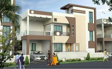 Zillion Developers Zillion Om Paradise Phase I Jharapada, Bhubaneswar